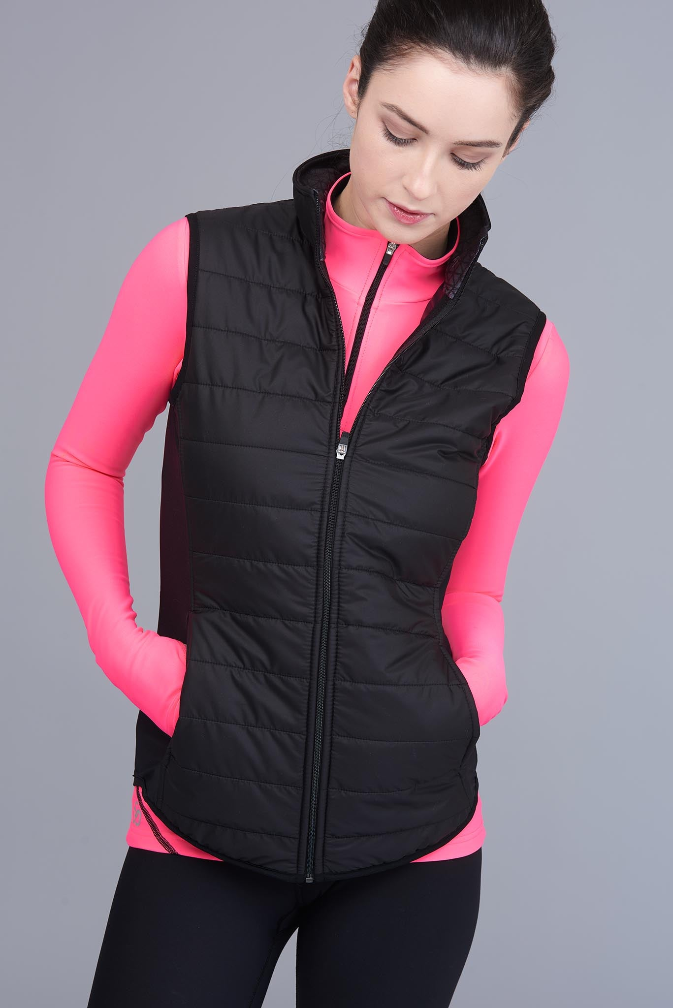 Train to Win Bodywarmer-8