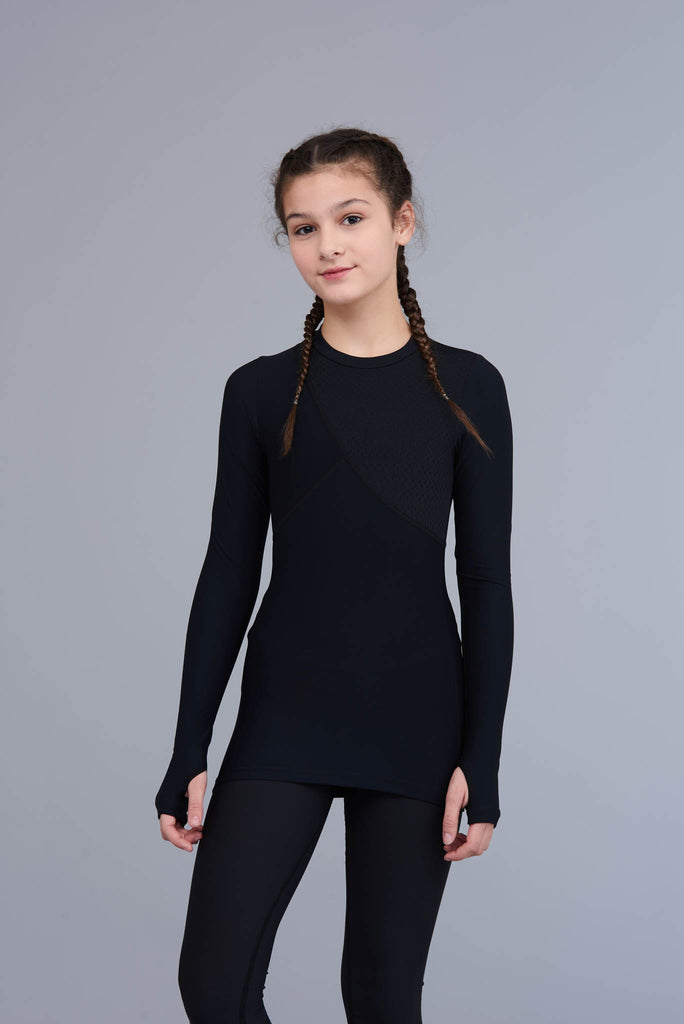 Desire long-sleeve top-5