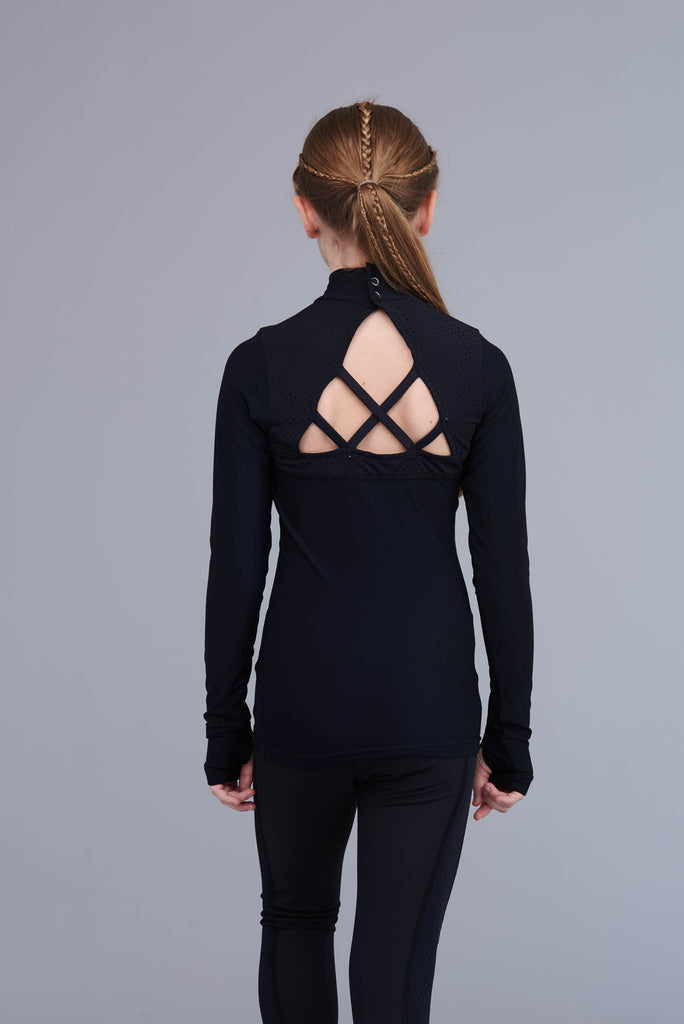 Passion long-sleeve top-8
