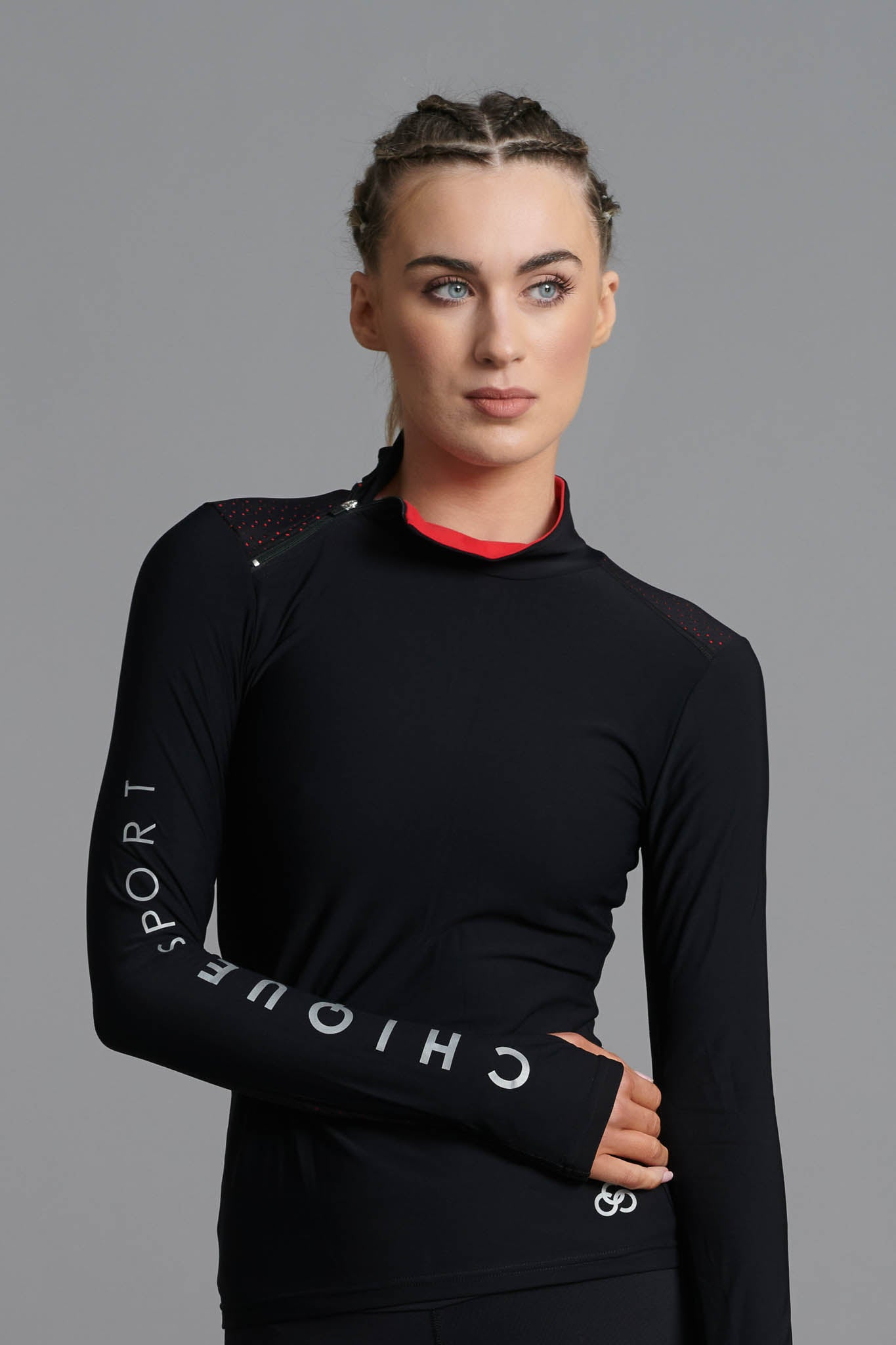 Desire long-sleeve top-1