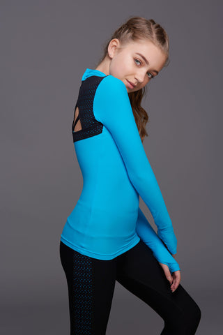 Passion long-sleeve top