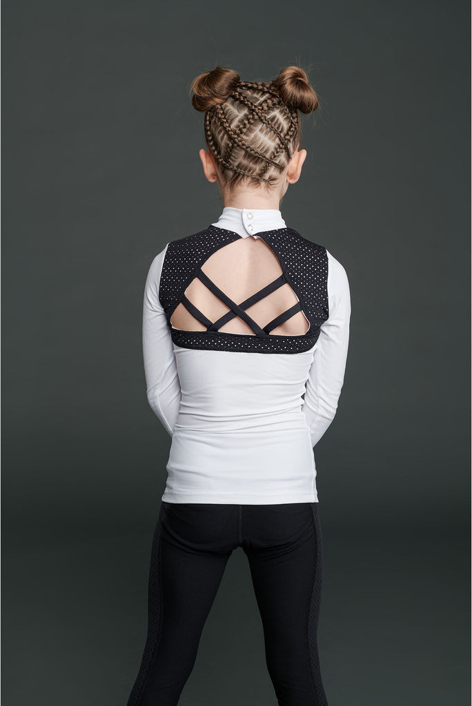 Passion long-sleeve top-11