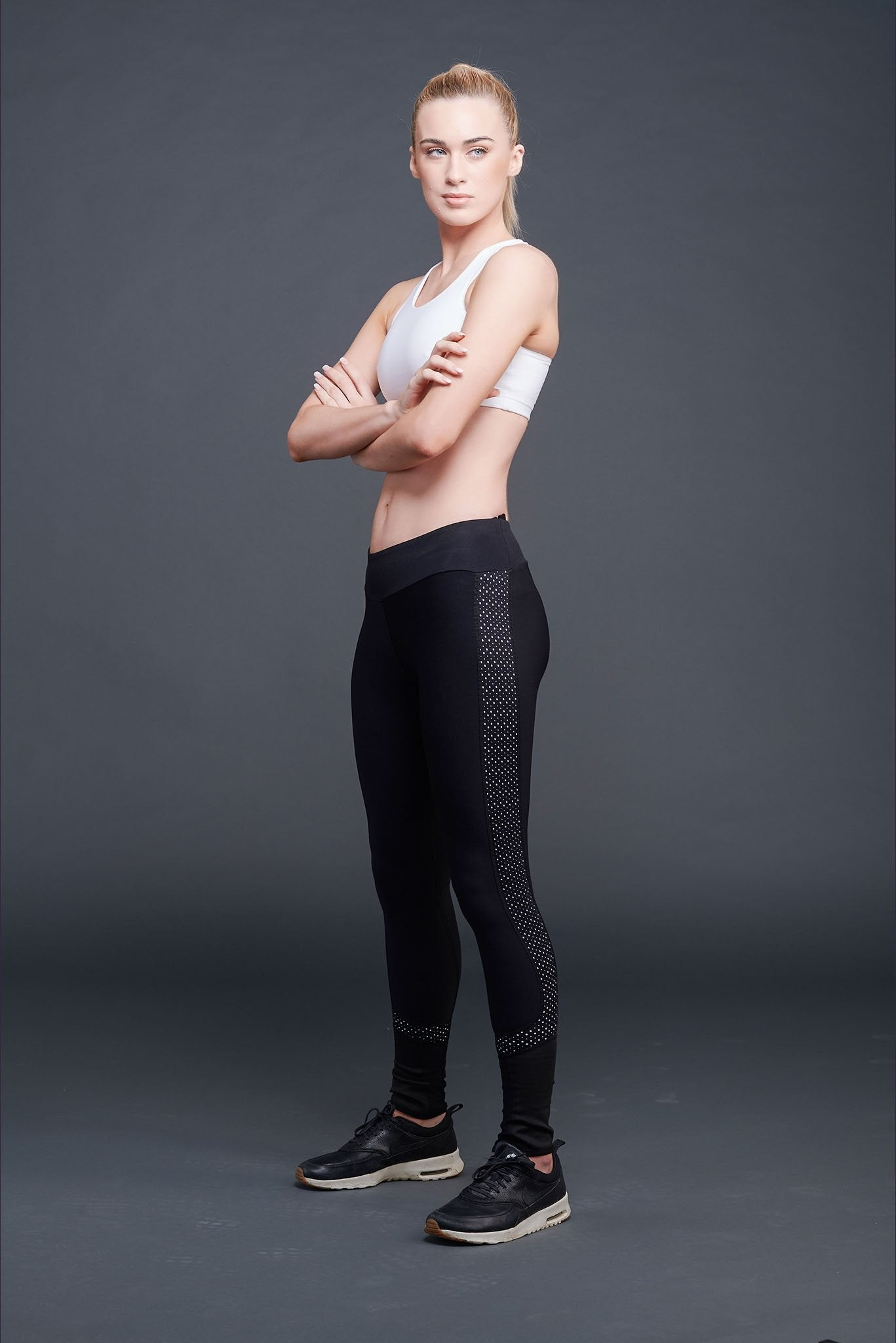 Passion Non-Slip Leggings-10