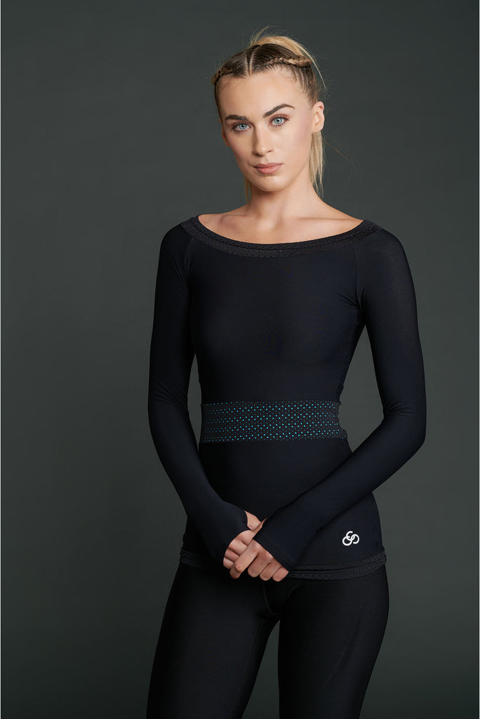 Inspire Long-Sleeve Top-1