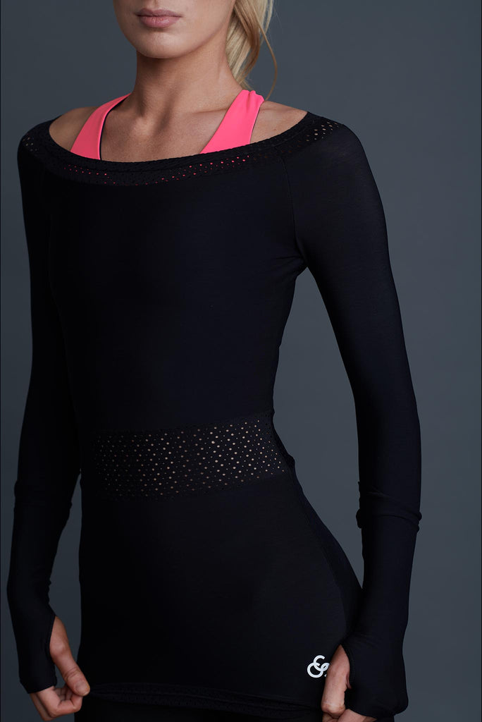 Inspire Long-Sleeve Top