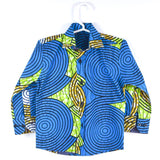 Disc-O 2.0 Shirt - Blue