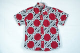 Pitter Pattern Shirt - Red