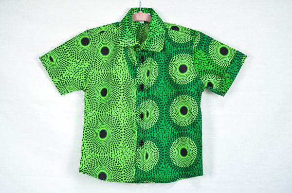 Disc-O Shirt - Green