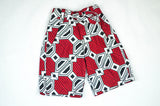 Pitter Pattern Shorts - Red