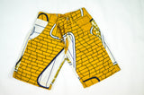Pitter Pattern Shorts - Mustard