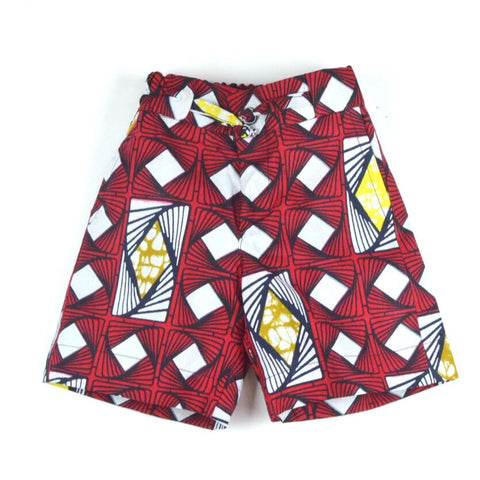 Waves Shorts - Red
