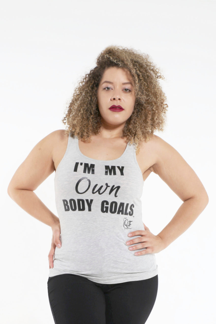 I'M MY OWN BODY GOALS® Tank Top