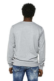Sudadera Surfer BIG Gris