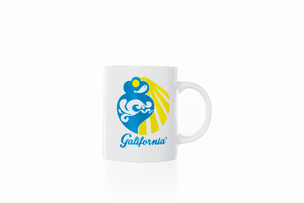 Taza Logo Galifornia