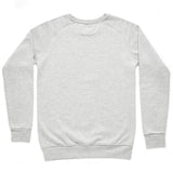 Sudadera galifornia bocadillo gris back