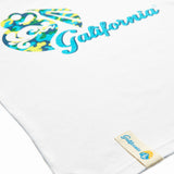 Camiseta galifornia logo camuflaje kids detail