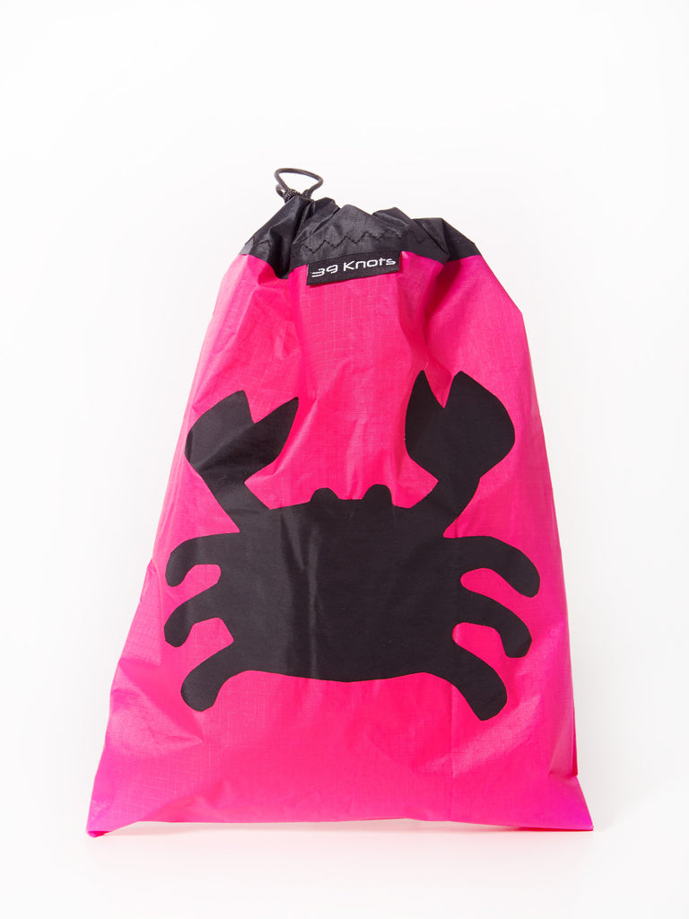 Bolsa multiusos de spinaker galifornia rosa