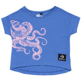 Camiseta Pulpo Girl Galifornia