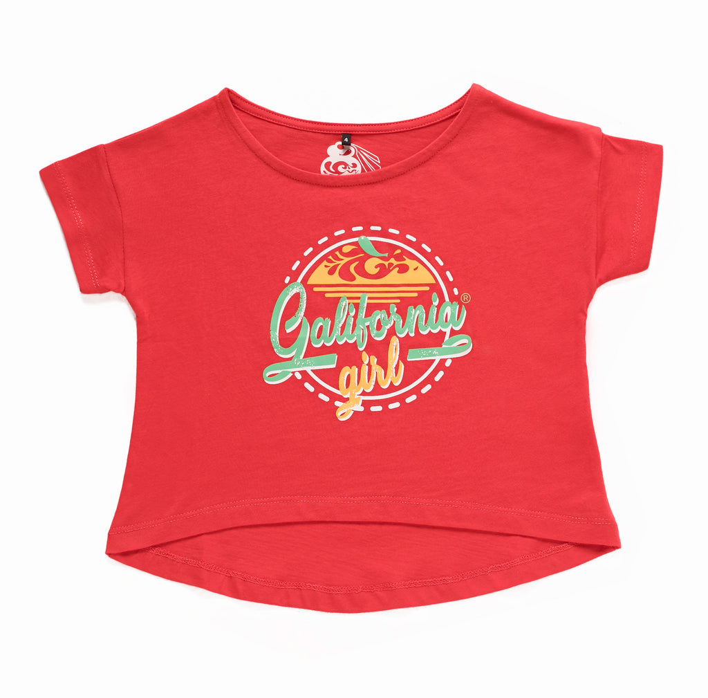 Camiseta Vintage Summer Girl