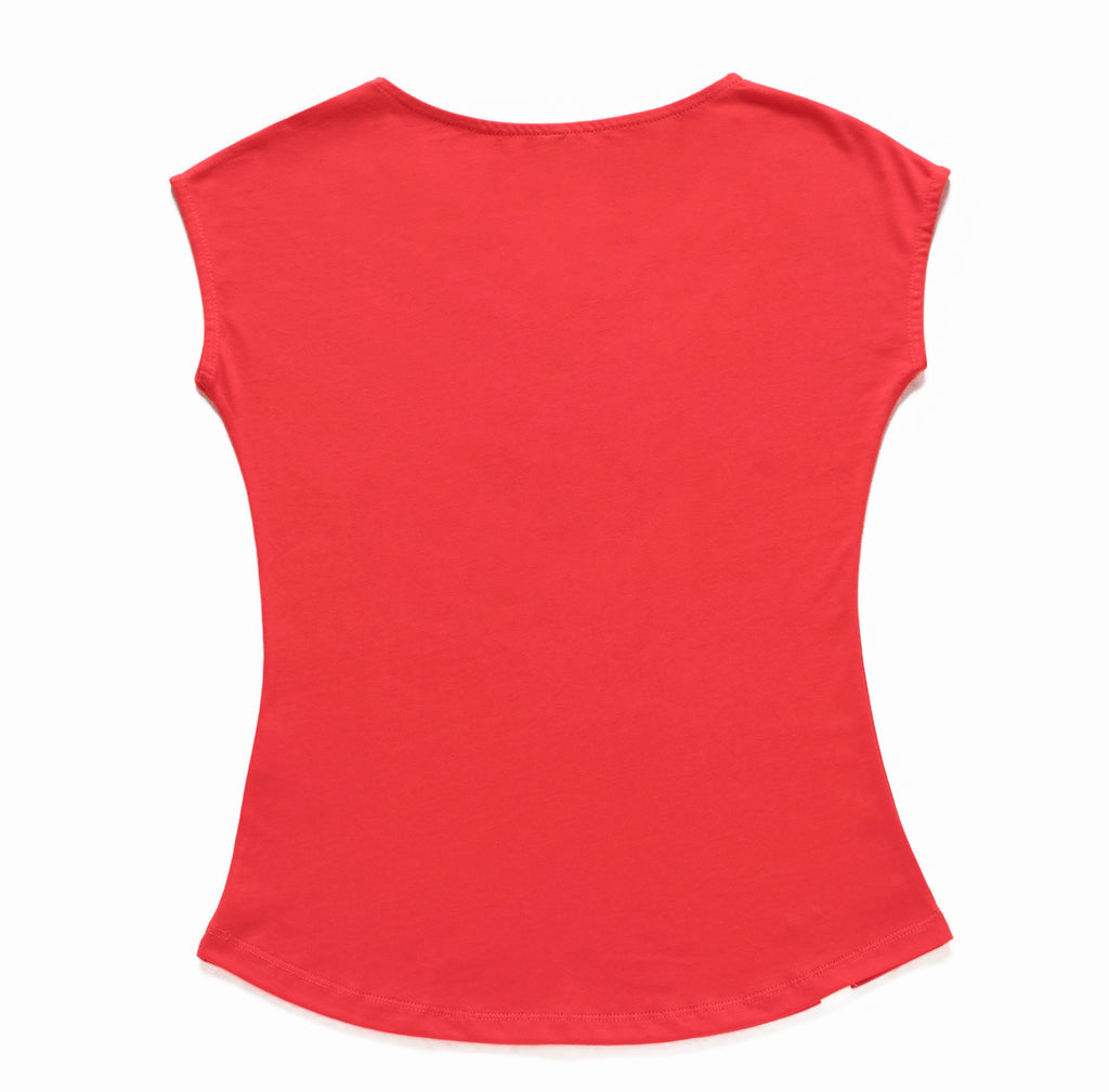 Camiseta Vintage Summer Red