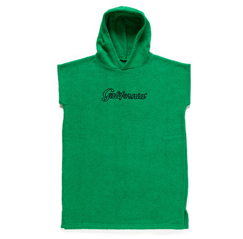 Sudadera Cies Galifornia Green capucha Kid