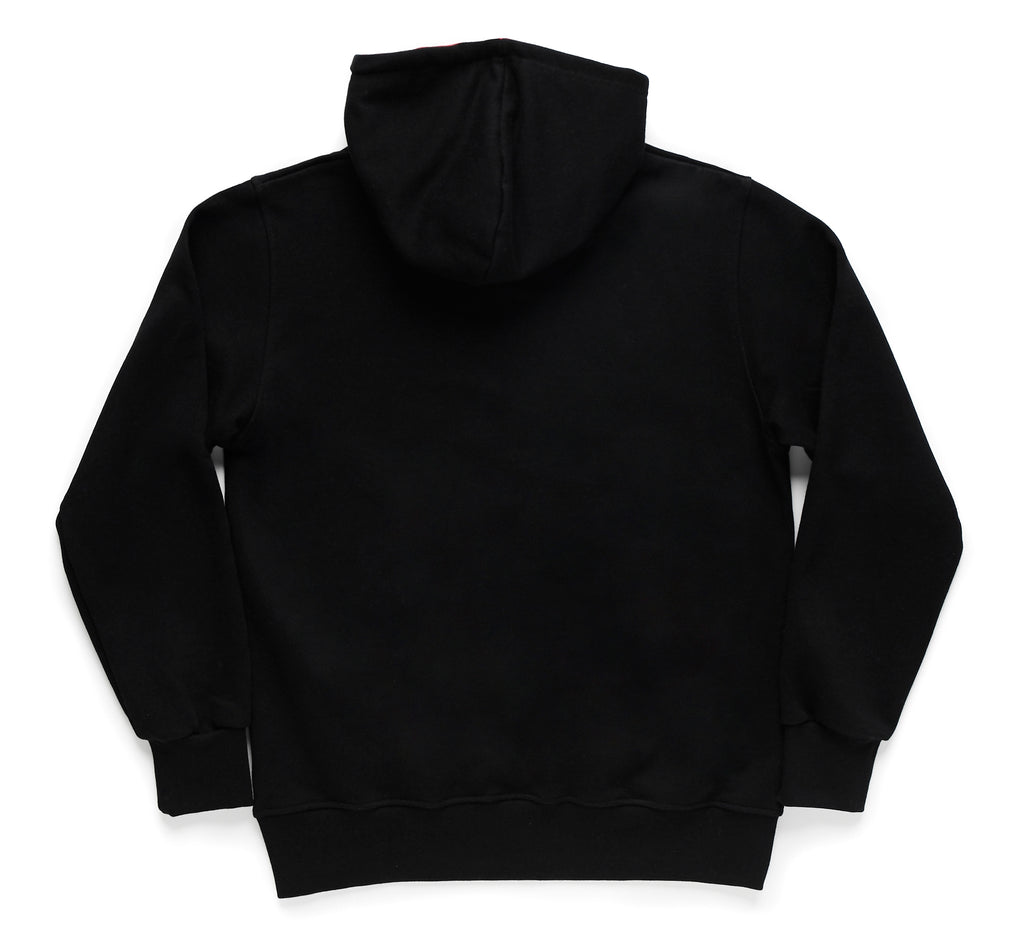 Sudadera Cies Galifornia Black capucha Kid