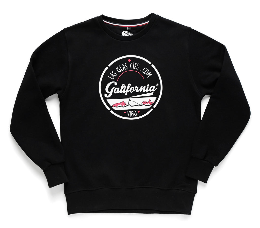 sudadera cies galifornia black