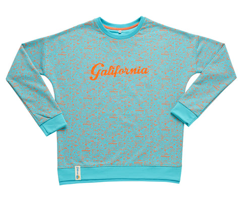 Top rosa galifornia girl