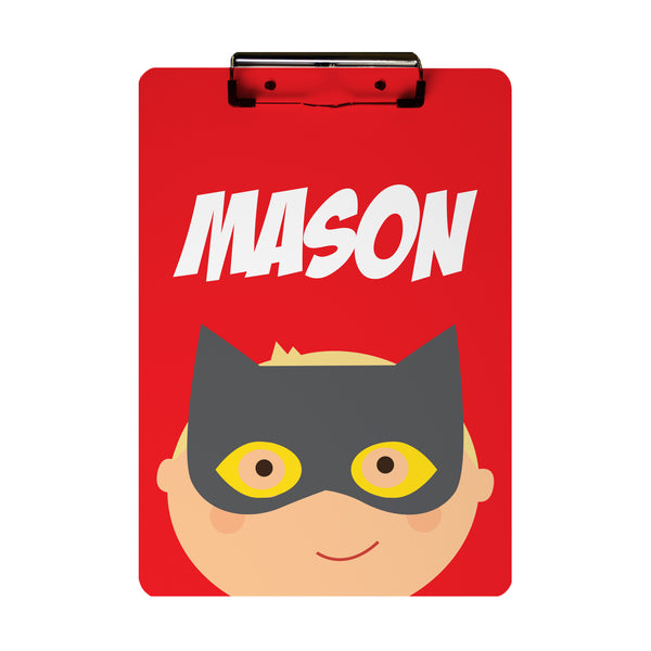 Bat Hero Clip Board