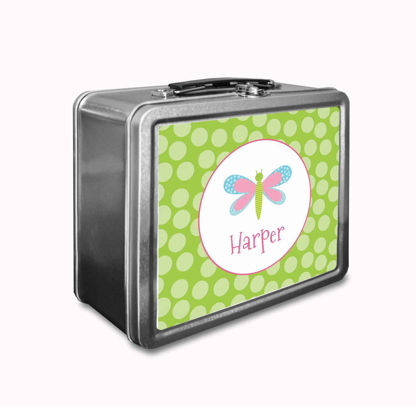 Butterfly Lunch Box