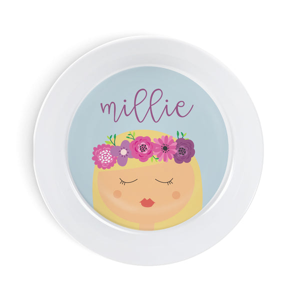 Flower Crown Tableware