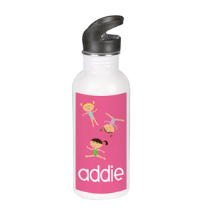 Gymnastics Water Bottle
