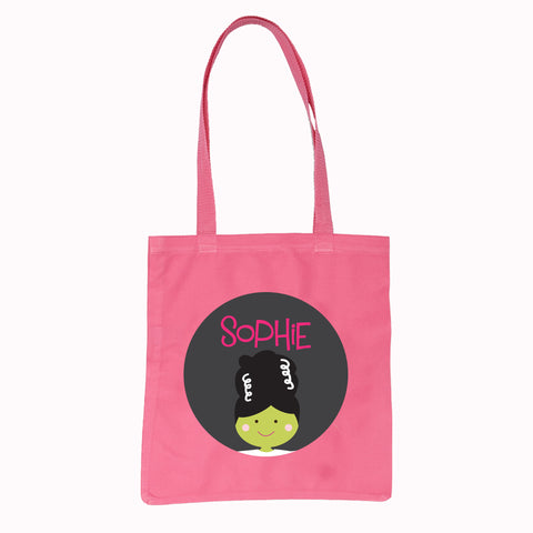 Bride of Frankenstein Halloween Tote *PREORDER*