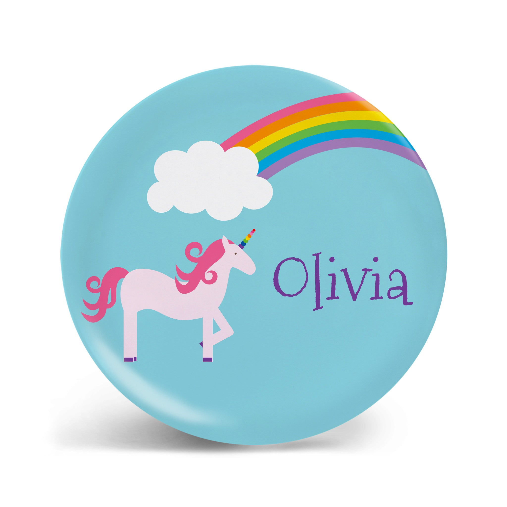 Rainbows & Unicorns Tableware
