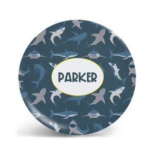 Underwater Sharks Tableware