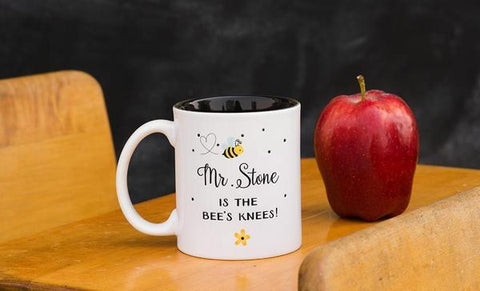 The Bees Knees Teacher Mug