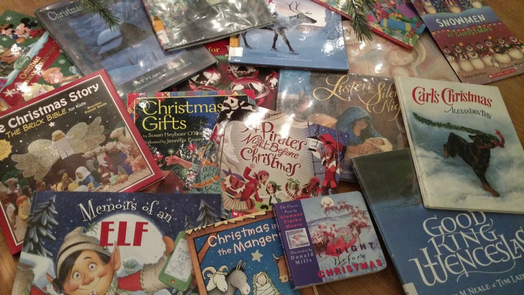 Christmas Books to Snuggle Up With