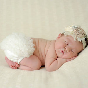 Ruffle Bum Cotton Bloomers
