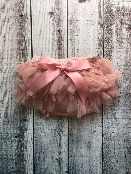 Rose Ruffle Bloomers
