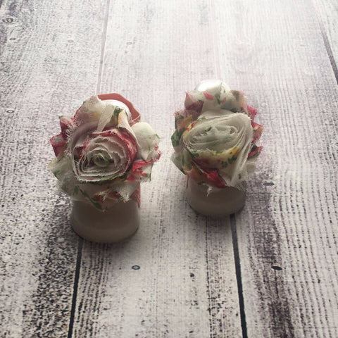 Shabby Baby Sandals