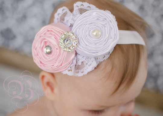 The Ella -Couture Baby Headband