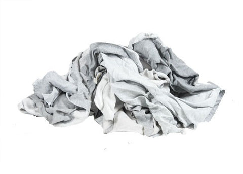 Grey Fleece Field Rags