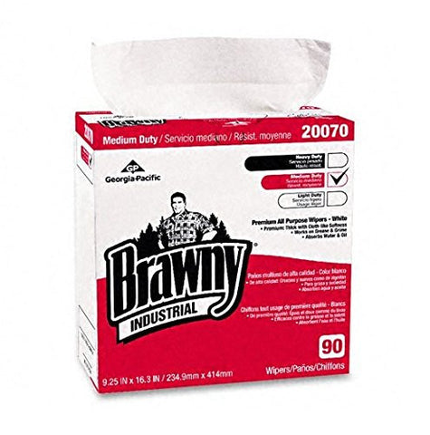 Brawny Industrial All-Purpose Wipers (10 boxes)