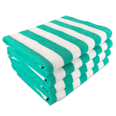 South Beach Cabana Towels™ (Green)