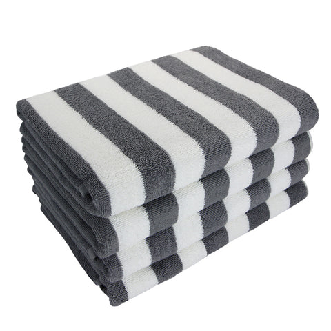 South Beach Cabana Towels™ (Grey)