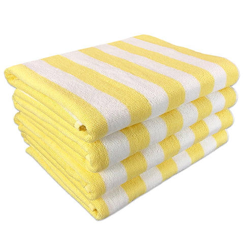 South Beach Cabana Towels™ (Yellow)