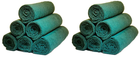 1 Dozen Microfiber Body Towels (16x27) Several Colors