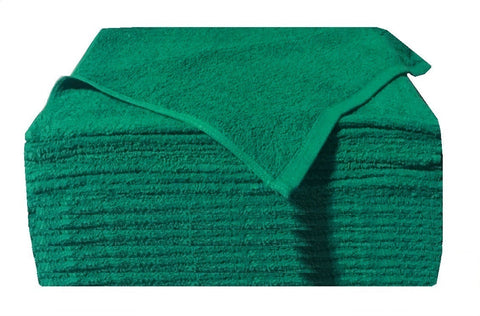 1 Dozen Ultra Soaker Car Wash Towels (Hunter)