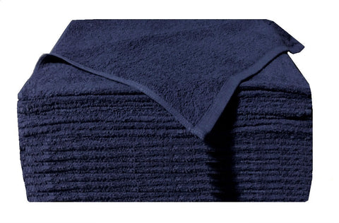 1 Dozen Ultra Soaker Car Wash Towels (Navy)