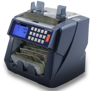 AB7100 Mixed Bill Value Counter 3 Counting Modes of Operation